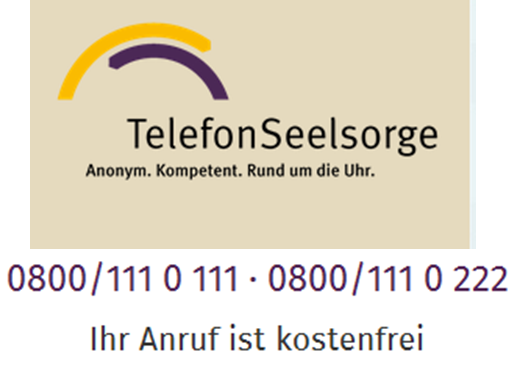 Quelle: Telefonseelsorge